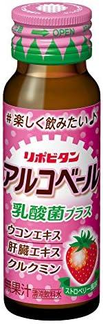 リポビタンアルコベールストロベリー風味50ml×50本