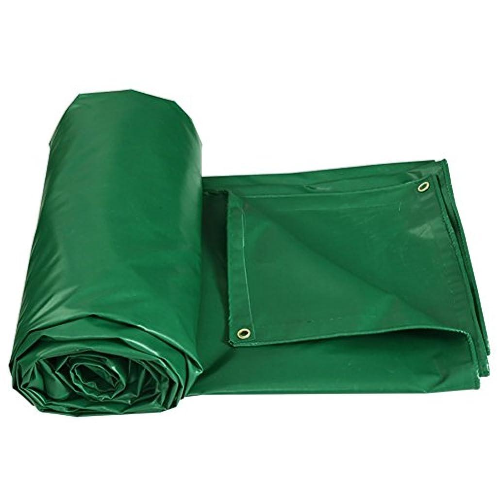 細心のスロベニア自分のためにWCH 厚い防水シート防水グリーンタープシートプレミアム品質カバー450 G /㎡ターポリン