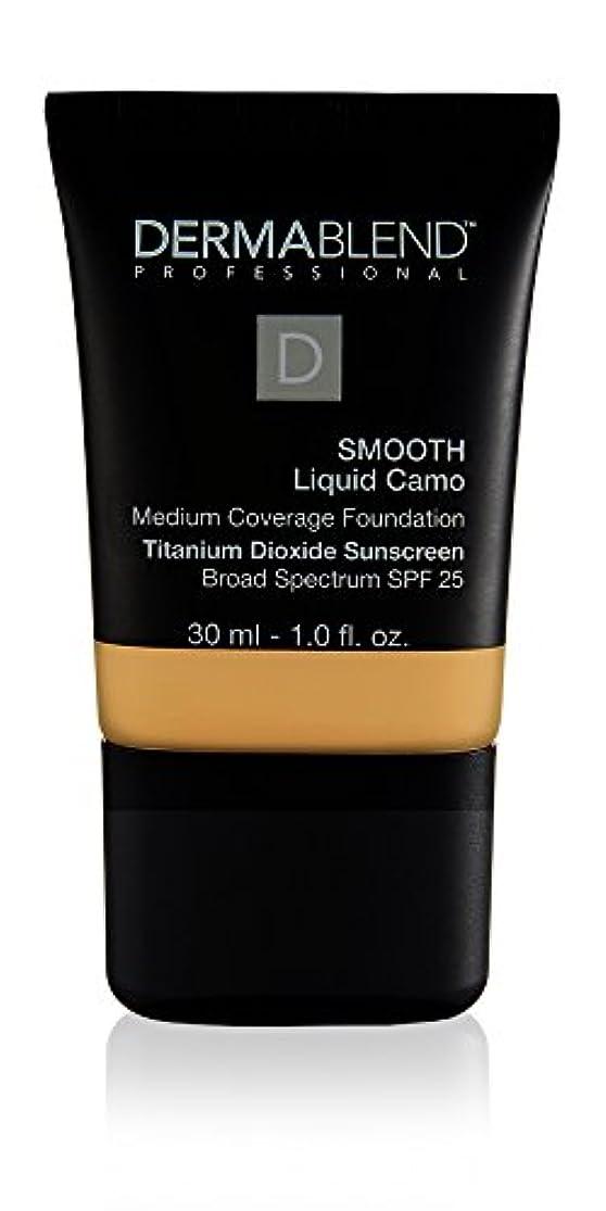 醜い出血テントダーマブレンド Smooth Liquid Camo Foundation (Medium Coverage) - Chai 35W 30ml/1oz