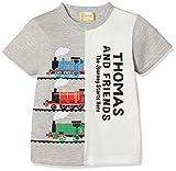 [トーマス] トーマス 身頃縦切替プリントTシャツ 342162106