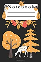 """Notebook: Cute Dear Coverdesign 