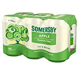 Somersby Apple Cider, Can, 320ml (Pack of 6)