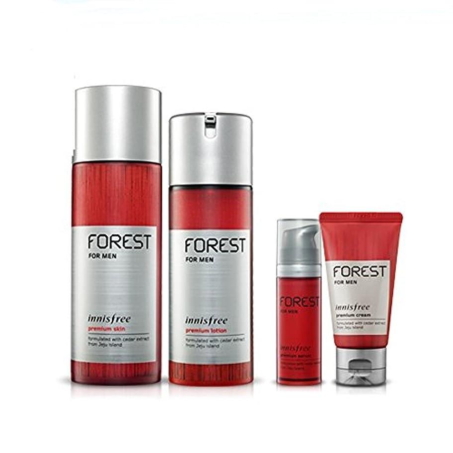 コンクリート塩辛い退却[イニスフリー.innisfree]フォレストフォアマンプレミアム2種セット/ Forest For Man Premium Set
