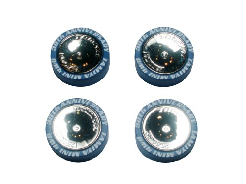 ミニ四駆限定シリーズ スーパーX・XX 大径ローハイトタイヤ & ホイール (ミニ四駆30周年スペシャル) 94909