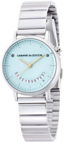腕時計 SMILE スマイル カーブハードレックス 日常生活用防水 クオーツ AJGK013 レディース カバン・ド・ズッカ