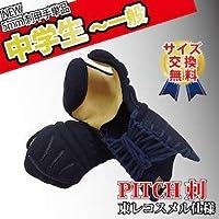 剣道 NEW 5mm刺 甲手 単品 PITCH刺 東レコスメル仕様