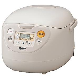 象印 炊飯器 マイコン式 1升 ベージュ NS-WB18-CA
