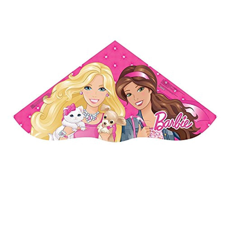42インチ、Fun to Fly Skydelta Barbie Cat & Dod Kite inピンク