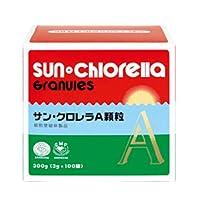 サンクロレラ A 顆粒 100袋 葉酸 鉄 ビタミン