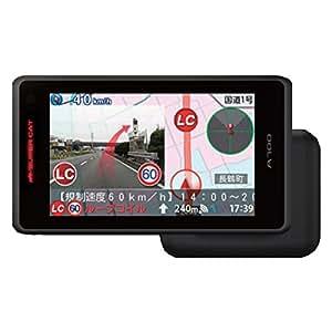 Yupiteru Super Cat A700 GPSレーダー探知機