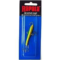 ラパラ(Rapala) ジギングラップ 7cm 19g グリーンイエローホロフレーク JIGGING RAP W7-GYHF