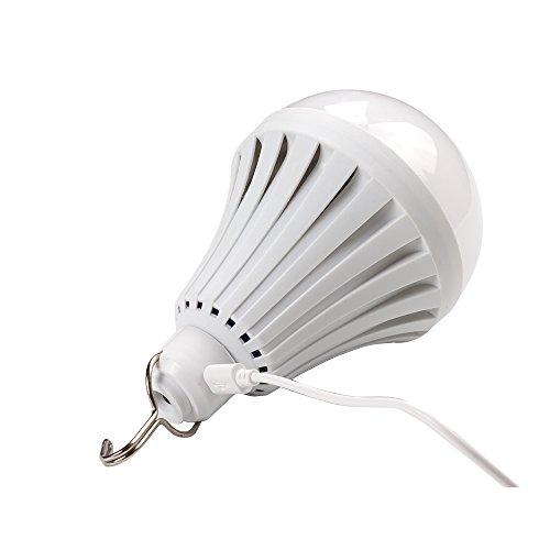 [해외]Once ZY Time 휴대용 LED 전구 램프 USB 충전식 캠핑 조명 야외 텐트 데스크 라이트 침대 차안 박 정전 긴급 방재 에너지 절약 고휘도 (30W)/Once ZY Time Portable LED bulb lamp USB rechargeable camping light Outdoor tent Desk light bed Car ...