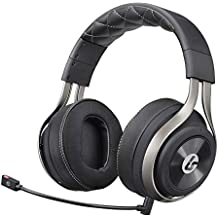 LucidSound LS50X Wireless Gaming Headset for Xbox with Bluetooth (Black) - Xbox One