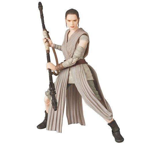 MAFEX マフェックス REY (レイ) 『Star Wars: The Force Awakens』 ノンスケール ABS&ATBC-PVC塗装済み アクションフィギュア
