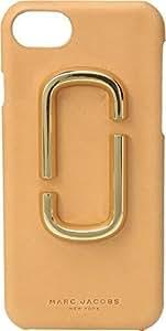 Marc Jacobs Double J iPhone 7/8 Case Tan iPhone 7 [並行輸入品]