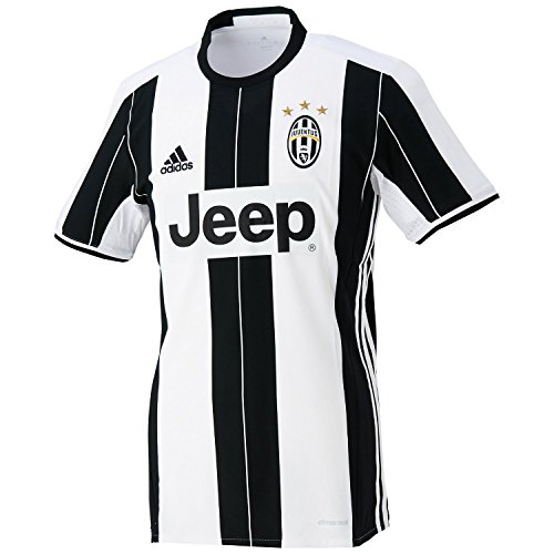 (アディダス)adidas サッカーウェア ユヴェントスFC ホーム レプリカ ユニフォーム BFL04 [メンズ] AI6241 ホワイト/ブラック L
