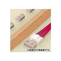 日本圧着端子製造(JST) B10B-XASK-1 (10個入/袋) XAコネクタ ベース付ピン トップ型 ボス無し 10極