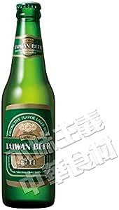 ★独特の香りを持つ台湾の代表的なラガービール★台湾金牌ビール(5度)330ml 台灣睥酒 輸入食品 ドリンク 飲料 台湾物産