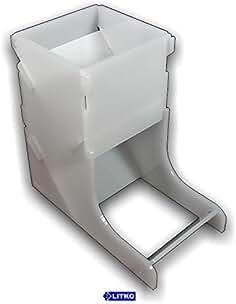 3 Litko Game Accessories Plasticard .080 Inch Pack
