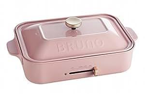 BRUNO コンパクトホットプレート BOE021-PK ピンク BOE021-PK