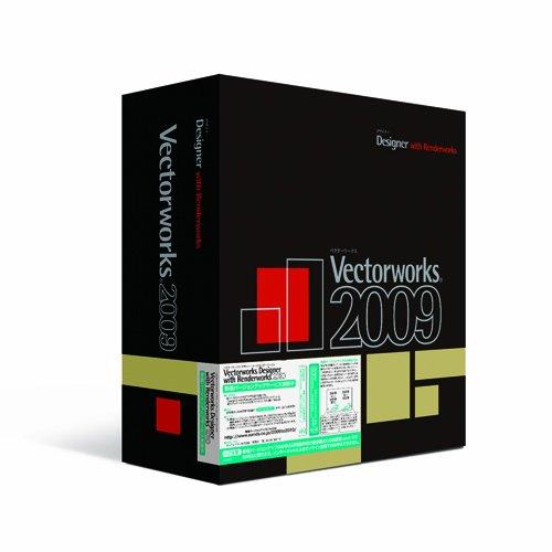 Vectorworks Designer with Renderworks 2009J スタンドアロン版 基本パッケージ Windows