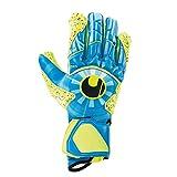 ウールシュポルト(uhlsport) サッカー GK キーパーグローブ レーダーコントロール スーパーグリップ ハーフネガティブ 1011118 9