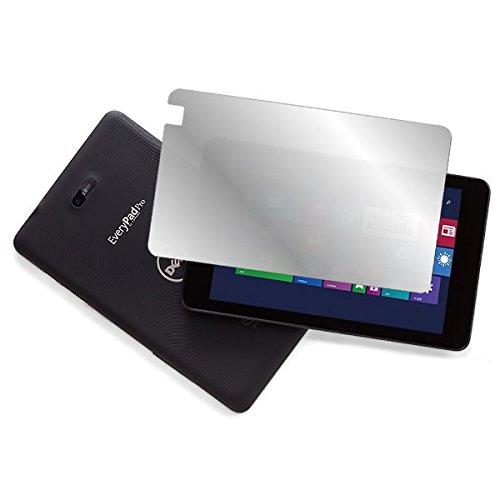 Dell ヤマダ電機 EveryPad Pro 8インチタブレット 用 液晶保護フィルム  鏡に変わる!ハーフミラー(防指紋)タイプ