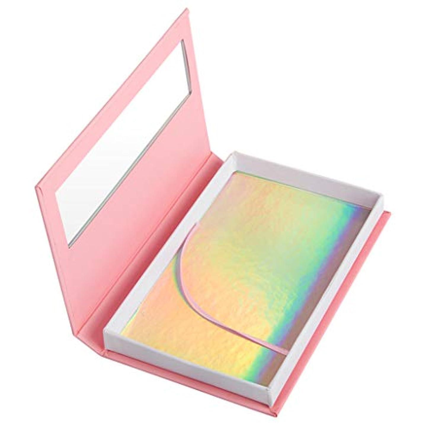 告白する乳製品分類空のつけまつげケア収納ケースボックスコンテナホルダーコンパートメントツール