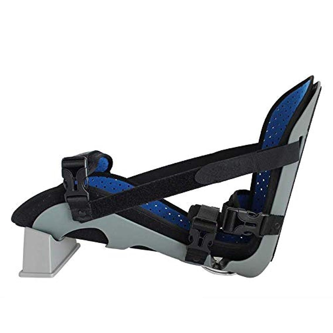 足首サポートブレースフットドロップ副木ガード捻挫装具骨折足首装具応急処置足底筋膜炎かかとの痛み