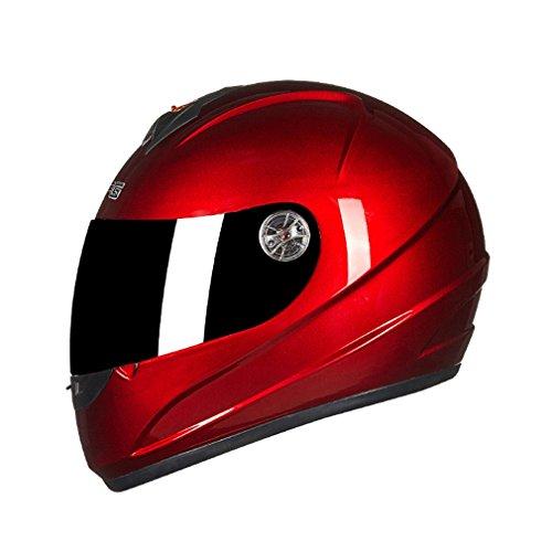 ヘルメット バイク用 フルフェイス 防霧 ジェット メンズ ...