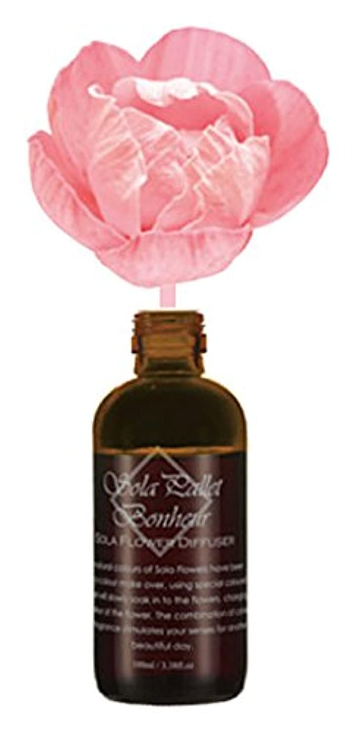 コンパニオンドライバ確認してくださいSOLA PALLET Bonheur ソラフラワーディフューザー Soapy Rose ソーピーローズ