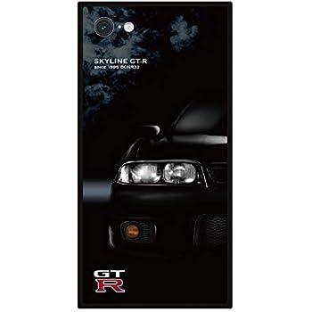 GT-R スクエア型iPhoneケース for BCNR33 (iPhone7/8)