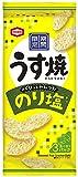 亀田製菓 うす焼 のり塩味 70g×12袋