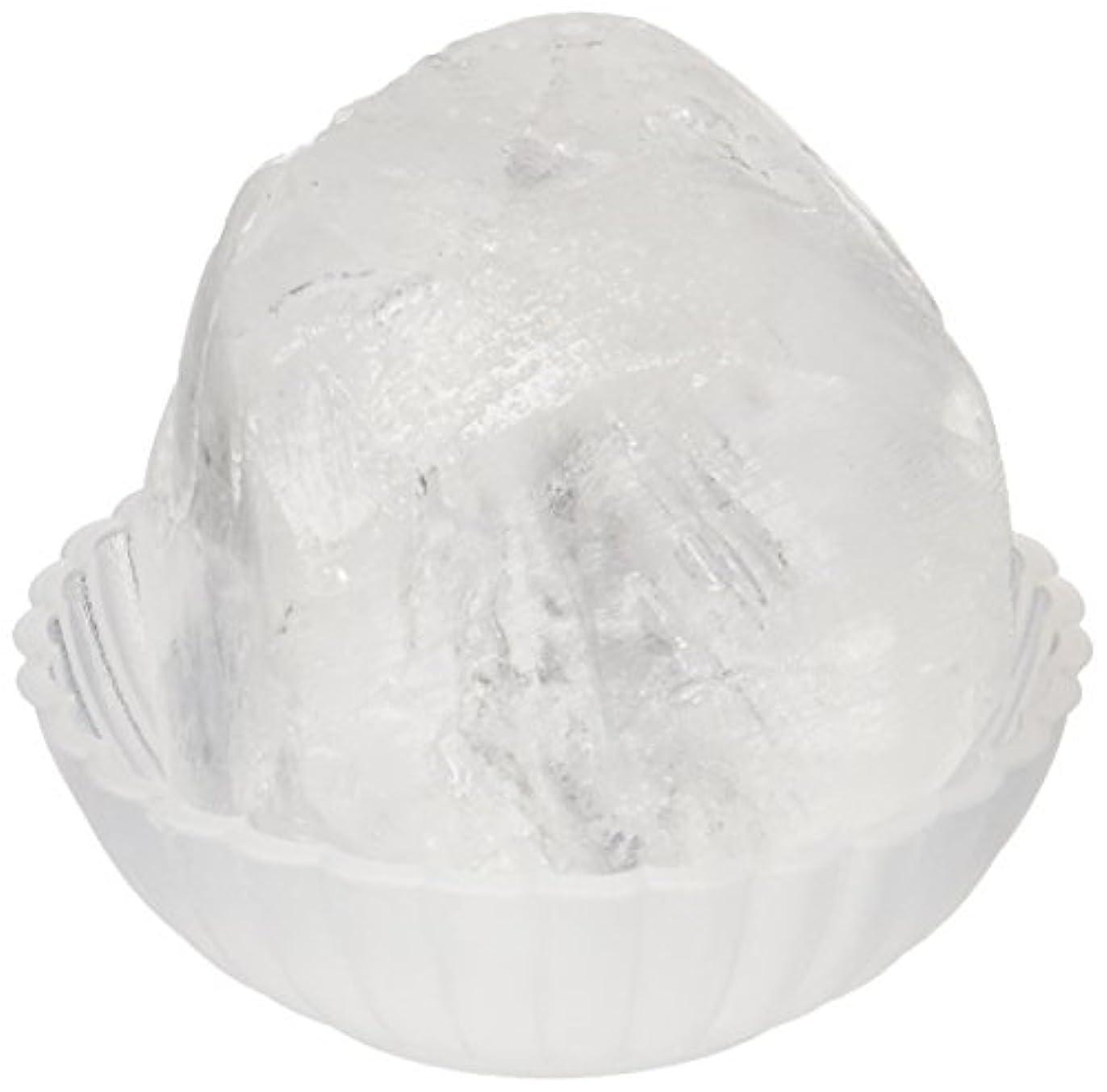 家庭最愛の楕円形クリスタルボディデオドラント ボール タイプ お得サイズ140g - アルム石(みょうばん)のデオドラント