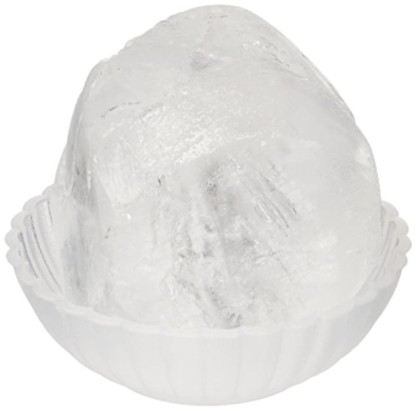 熟読する外観曇ったクリスタルボディデオドラント ボール タイプ お得サイズ140g - アルム石(みょうばん)のデオドラント