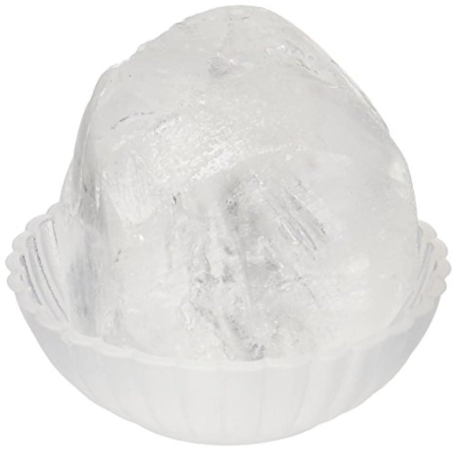 減衰構造的構成するクリスタルボディデオドラント ボール タイプ お得サイズ140g - アルム石(みょうばん)のデオドラント
