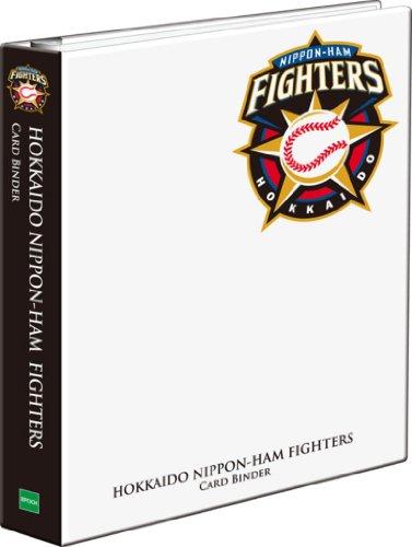 プロ野球カードバインダー 北海道日本ハムファイターズ...