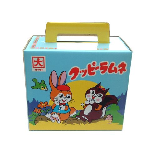 クッピーラムネ10円X100個入