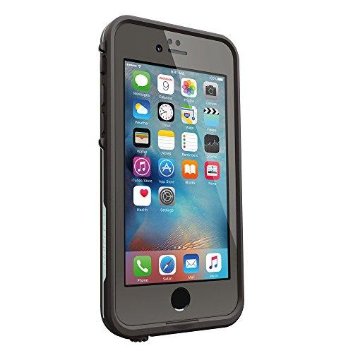 日本正規代理店品・iPhone本体保証付LIFEPROOF 防水 防塵 耐衝撃ケース fre for iPhone 6/6s Grind Grey IP-68 MIL STD 810F-516 77-52565