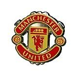 Manchester United(マンチェスターユナイテッド) オフィシャル ピンバッジ クレスト サッカー サポーター グッズ [並行輸入品]