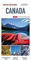 Insight Guides Travel Map Canada (Insight Travel Maps)