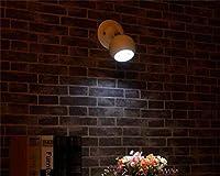 Shiyanghang ウォールランプ - コンチネンタル衣類の背景幕ライトはトラックウォール - 壁照明装飾を導きました (Color : 1)