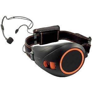 TOA ハンズフリー拡声器 黒系色 ER-1000BK