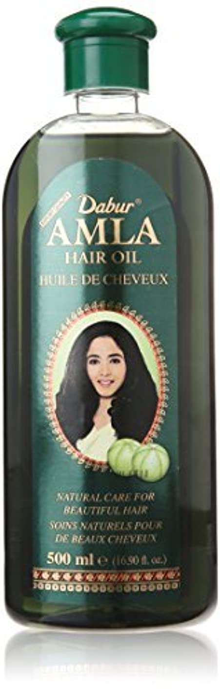 以来公演雄弁Dabur Amla Hair Oil, 500 ml Bottle [並行輸入品]