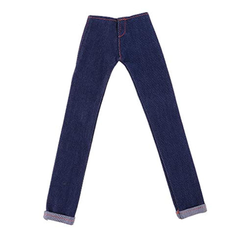 Baoblaze ファッション ジーンズパンツ ズボン 1/4bjd女の子人形服 アクセサリー