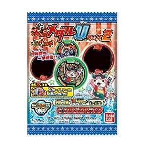 妖怪メダルUラムネ2 20個入 食玩・清涼菓子 (妖怪ウォッチ)