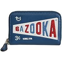 [コーチ] 小銭入れ コイン ケース バズーカ COACH BAZOOKA Zip Coin Case F26391 SV/IK SV/Ink [並行輸入品]