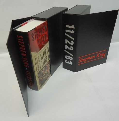 11-22-63 Archival Slipcased Hard Cover ( Slipcase With Door )