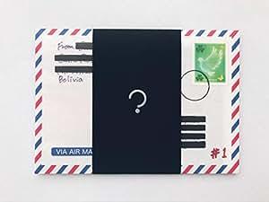 ミステリーレターシリーズ 世界は謎に満ちている vol.1 塗りつぶされた5通の手紙