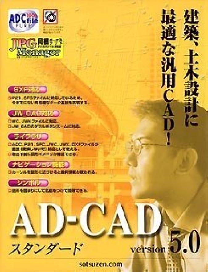 観光に行くログスパンAD-CAD スタンダード Version 5.0